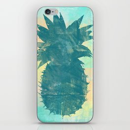 Tropical Pineapple iPhone Skin