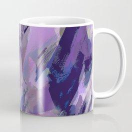 Thunder Plum Abstract Coffee Mug