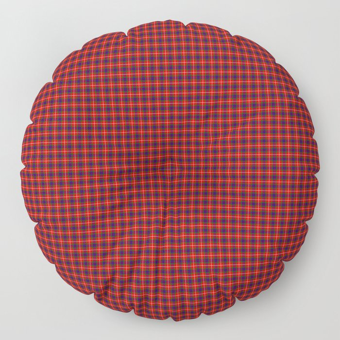 Fraser Tartan Floor Pillow