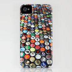 Bottle Caps  Slim Case iPhone (4, 4s)