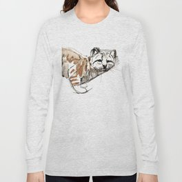 Totem Andean cat (AGA) Long Sleeve T-shirt