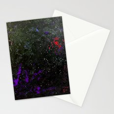 Southern Constellations (Red) Stationery Cards