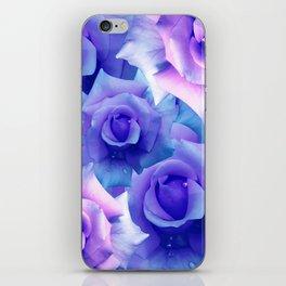 Bouquet de fleur iPhone Skin