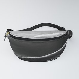 Ufo And Chemical Trails Fanny Pack