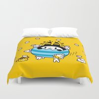 easter Duvet Covers featuring easter easter easter.... by Ziqi