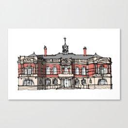 Battersea Arts Center London Canvas Print