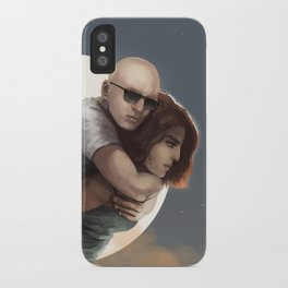 Post Apocalyptic Wastelanders iPhone Case