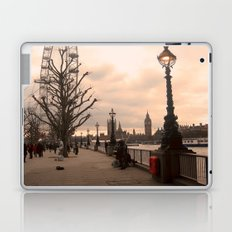 Dawn and Busk Laptop & iPad Skin