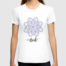 HEAL MANDALA T-shirt