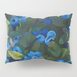 A Blueberry View Pillow Sham