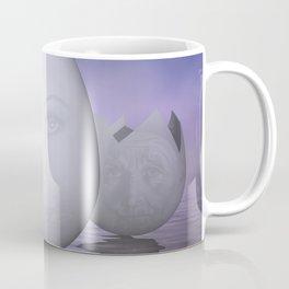 look back and look forward Coffee Mug