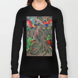 Birds of Paradise. Long Sleeve T-shirt