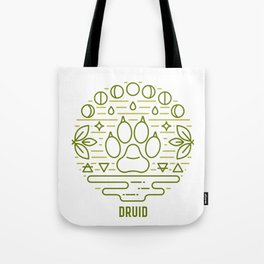 Druid Emblem Tote Bag