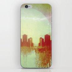 Origin & Outcome iPhone & iPod Skin