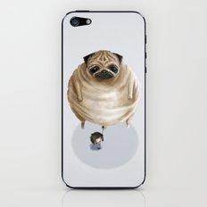 The Pug iPhone & iPod Skin