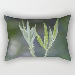 Thorny Botanicals Rectangular Pillow
