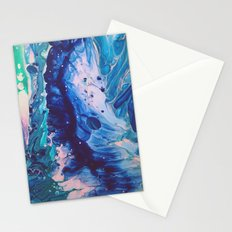 Aquatic Meditation Stationery Cards