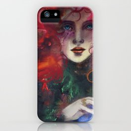 Yseult iPhone Case