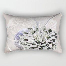 brittmarks Bluete fliederfarbig Rectangular Pillow