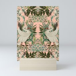Romantic Swan Mini Art Print