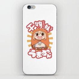 Umaru-Chan iPhone Skin