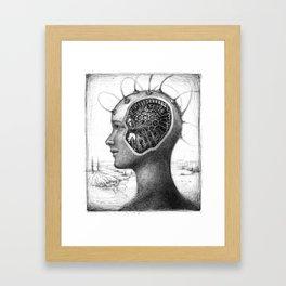 Android-Mind 2014-01-20 Framed Art Print
