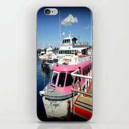 Think Pink! iPhone Skin