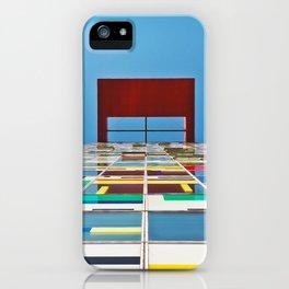 Colorful Climb iPhone Case