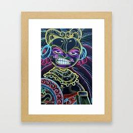 Muggin Framed Art Print