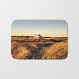 Hardings Beach Light House Bath Mat