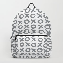 Xoxo Valentine's Day - Ultimate Gray Backpack