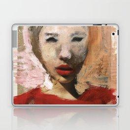 Scarlett/Newspaper Serie Laptop & iPad Skin