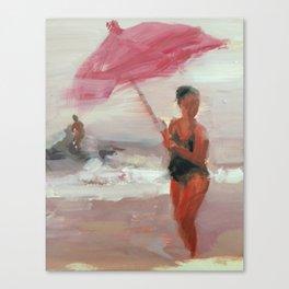 Rosé Summer Canvas Print