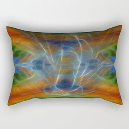 Tarot card  XIV - Art Rectangular Pillow
