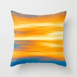 Planet P1 Throw Pillow
