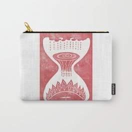 Healing (White) Carry-All Pouch