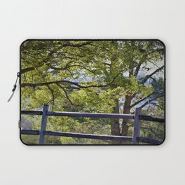 California Forest Landscape by Reay of Light Photography Laptop Sleeve