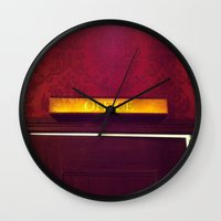 office Wall Clocks featuring office by Love Improchori