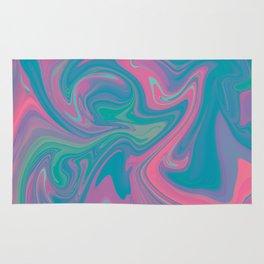 Acid marble dream Rug