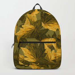 Autumn moods n.9 Backpack