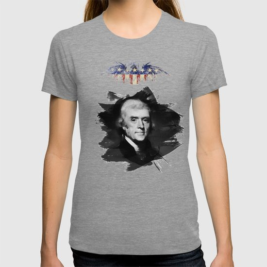 Thomas Jefferson by vivalarevolucion