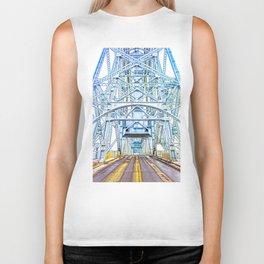Lift Bridge Biker Tank