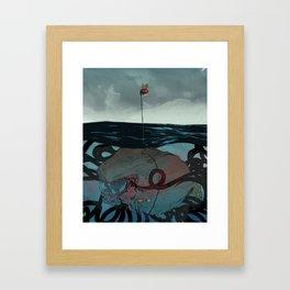 Peaceoffering Framed Art Print