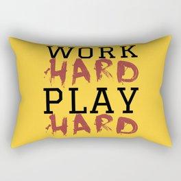 HARD Rectangular Pillow