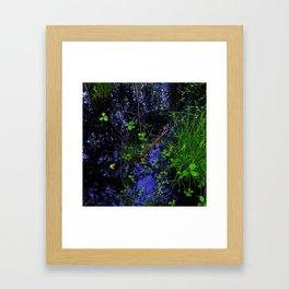 Floor of Sifton Bog Framed Art Print