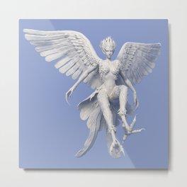 Syrenox Metal Print