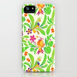 LE PERROQUET iPhone Case
