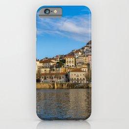 Coimbra iPhone Case