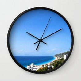 Rhodes Wall Clock