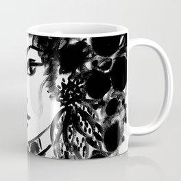 Black & White Ego Coffee Mug